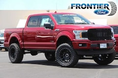 2018 Ford F-150 LIFTED Truck SuperCrew Cab 1FTEW1E52JKC55494