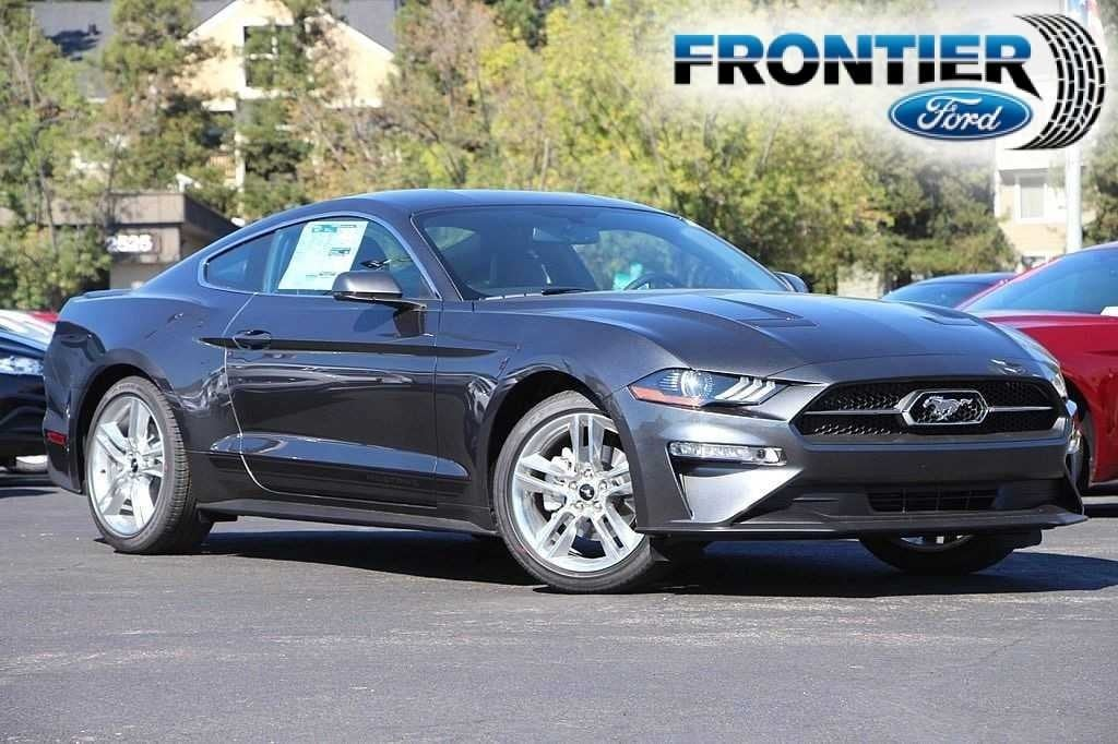 2019 Ford Mustang Coupe 1FA6P8TH4K5125875