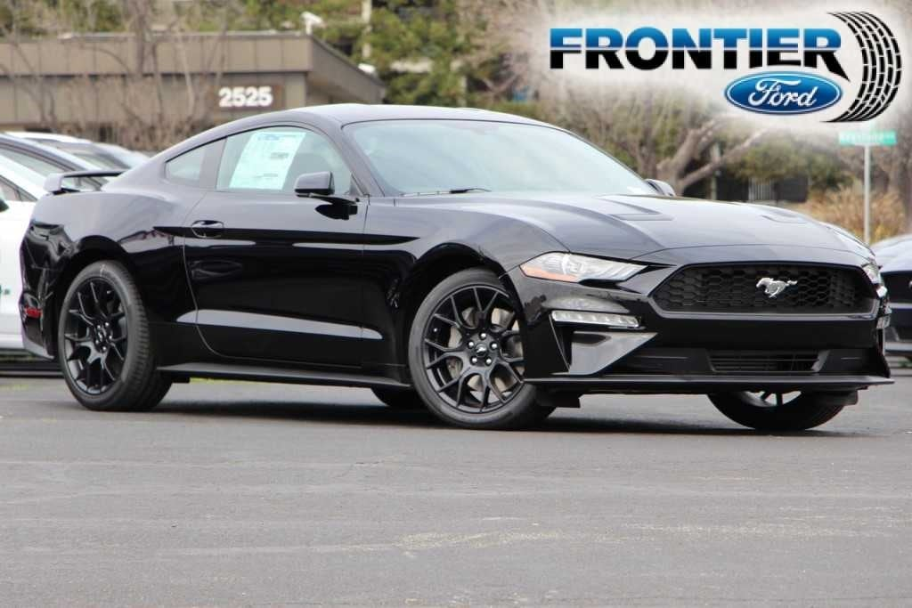 2019 Ford Mustang Coupe 1FA6P8THXK5148366