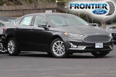 New 2019 Ford Fusion Energi Titanium Sedan 3FA6P0SU1KR178014 for Sale in Santa Clara, CA