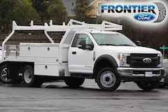 New 2019 Ford F-550 Chassis Truck Regular Cab 1FDUF5GT4KDA04539 for Sale in Santa Clara, CA