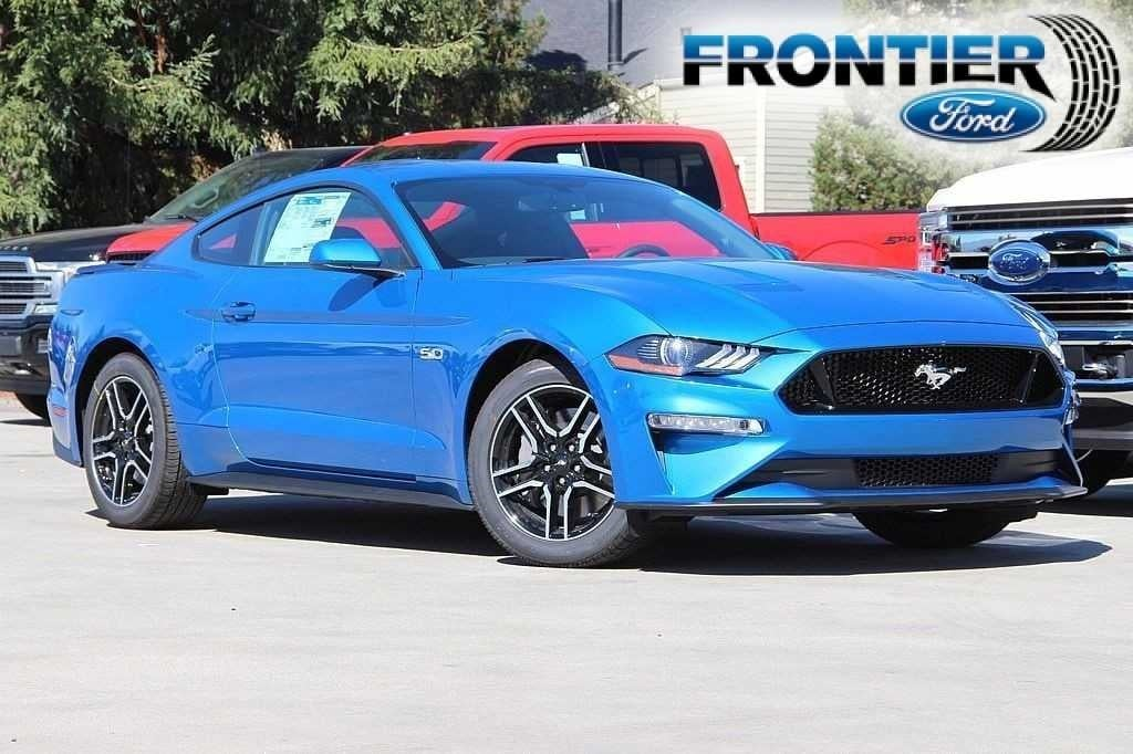 2019 Ford Mustang Coupe 1FA6P8CF6K5119185