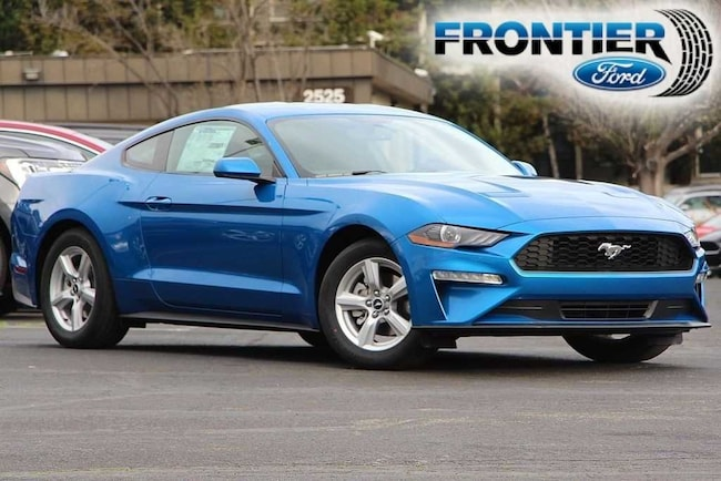 2019 Ford Mustang Coupe 1FA6P8TH2K5153206