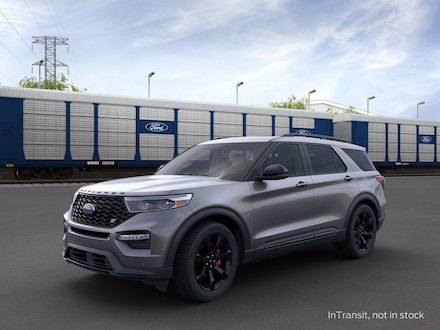 2021 Ford Explorer ST SUV 1FM5K8GCXMGA31733