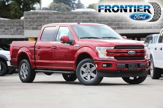 2019 Ford F-150 Lariat Truck SuperCrew Cab 1FTEW1E4XKKC15060