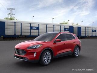 2021 Ford Escape Titanium Hybrid SUV 1FMCU0DZ7MUA06320