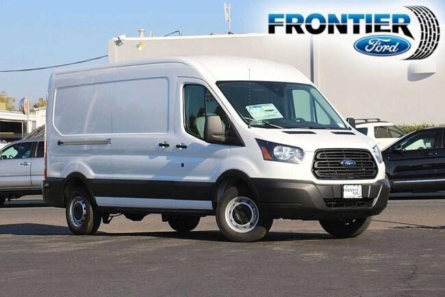 2019 Ford Transit-150 Base w/Sliding Pass-Side Cargo Door Van Medium Roof Cargo Van 1FTYE2CM8KKA05100