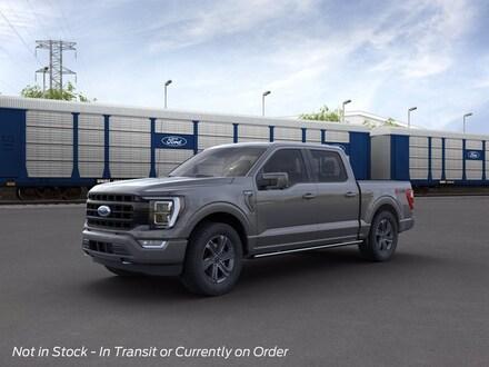 2021 Ford F-150 Lariat Truck SuperCrew Cab 1FTFW1E89MFB54769