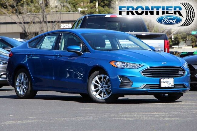 2019 Ford Fusion SE Sedan 3FA6P0HD5KR177990