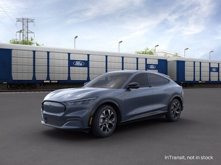 2021 Ford Mustang Mach-E Premium SUV 3FMTK3R78MMA06829