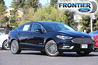 2018 Ford Fusion Hybrid Sedan 3FA6P0RU3JR277681