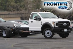New 2019 Ford F-450 Chassis Truck Regular Cab 1FDUF4GY8KDA01133 for Sale in Santa Clara, CA