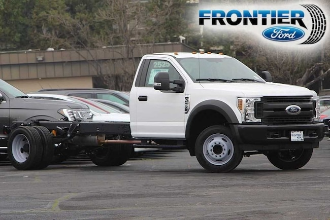 2019 Ford F-450 Chassis Truck Regular Cab 1FDUF4GY8KDA01133