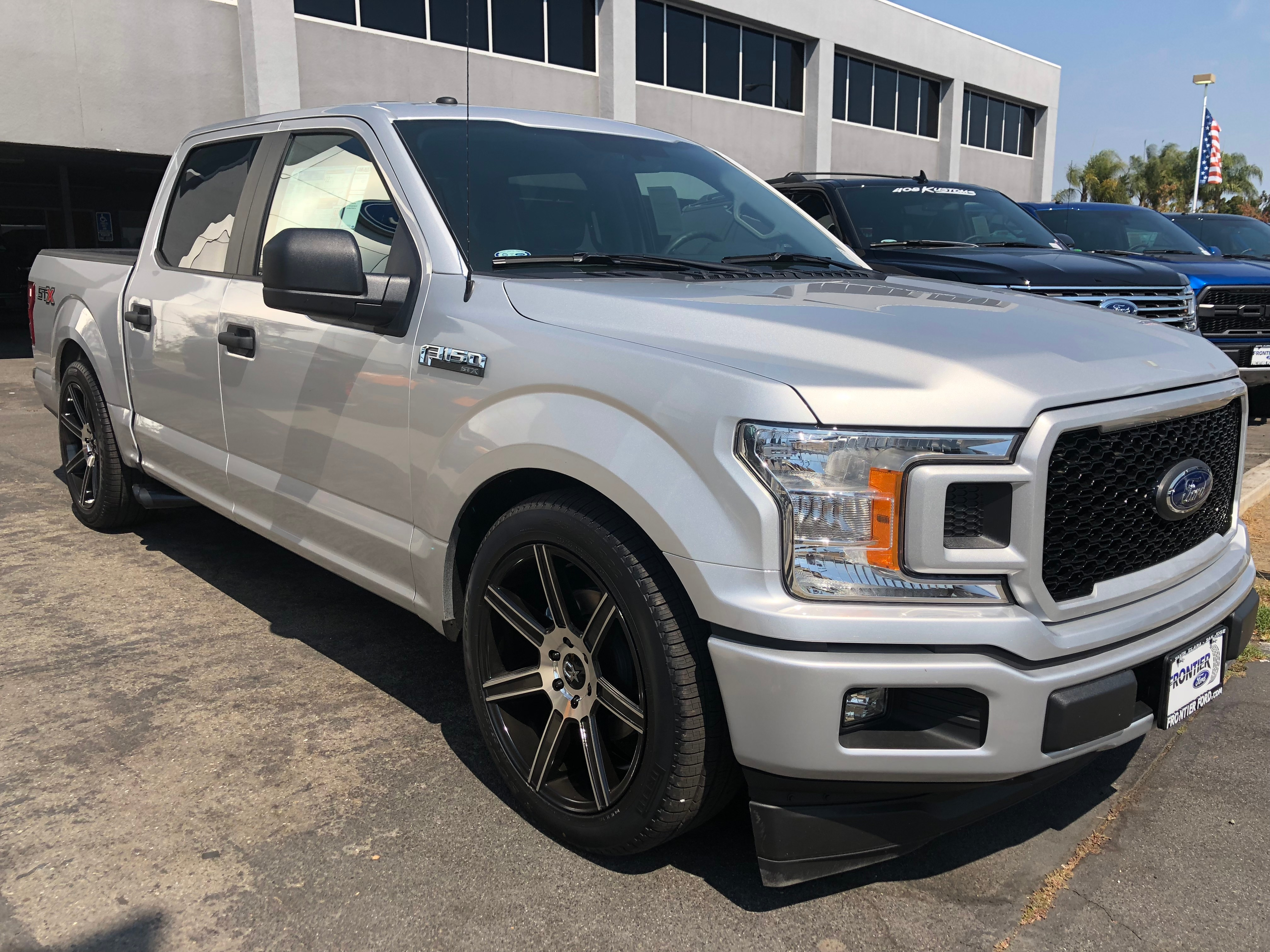 2018 Ford F-150 STX Truck SuperCrew Cab 1FTEW1CP3JKF15180