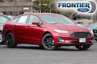 2019 Ford Fusion SE Sedan 3FA6P0HD2KR178000