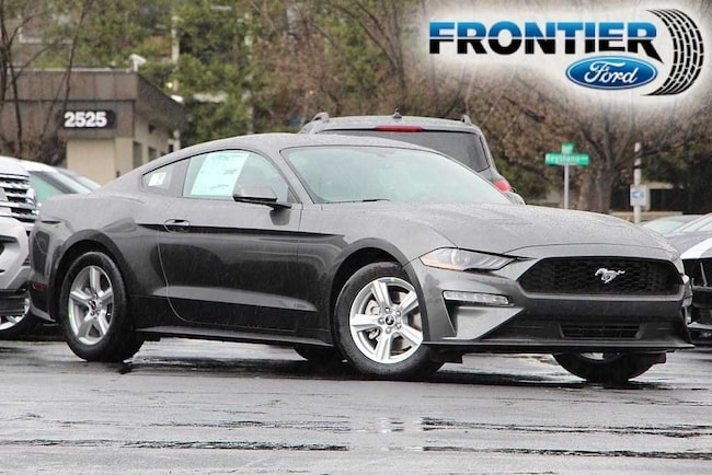 2019 Ford Mustang Coupe 1FA6P8THXK5143927