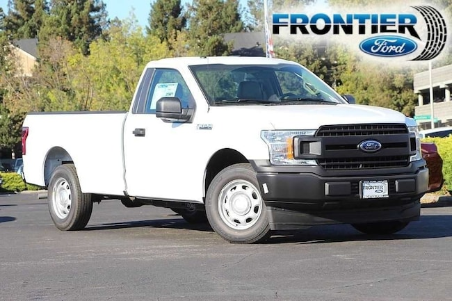 2018 Ford F-150 XL Truck Regular Cab 1FTMF1CB2JKG06750