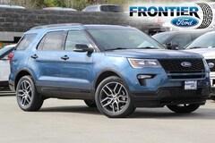New 2019 Ford Explorer Sport SUV 1FM5K8GT7KGB40549 for Sale in Santa Clara, CA
