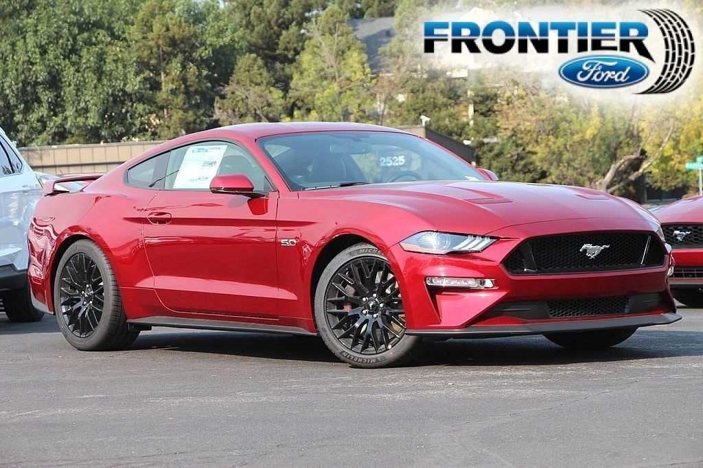 2019 Ford Mustang GT Premium Coupe 1FA6P8CF9K5112344