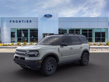 2021 Ford Bronco Sport Badlands SUV 3FMCR9D91MRA87019