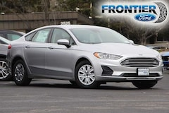 New 2019 Ford Fusion S Sedan 3FA6P0G77KR177985 for Sale in Santa Clara, CA