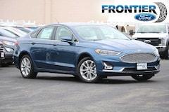 New 2019 Ford Fusion Energi Titanium Sedan 3FA6P0SU2KR178054 for Sale in Santa Clara, CA