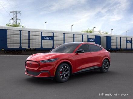 2021 Ford Mustang Mach-E Premium SUV 3FMTK3SUXMMA06671