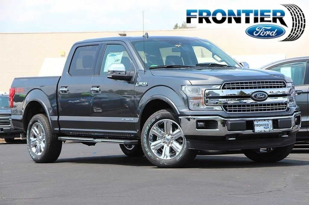 2018 Ford F-150 Lariat Truck SuperCrew Cab 1FTFW1E14JFD74092