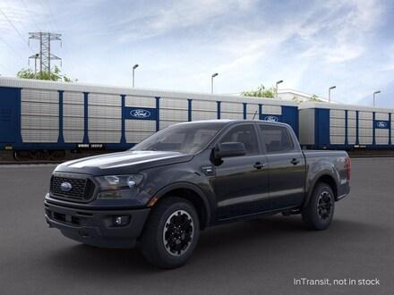 2021 Ford Ranger XL Truck SuperCrew 1FTER4FH3MLD32972