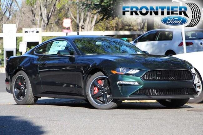 2019 Ford Mustang BULLITT Coupe 1FA6P8K0XK5503161