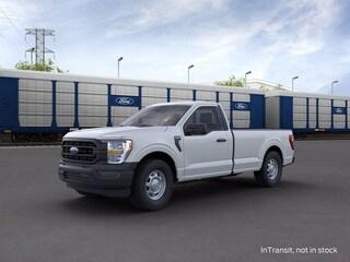 2021 Ford F-150 XL Truck Regular Cab 1FTMF1CB0MKD91034