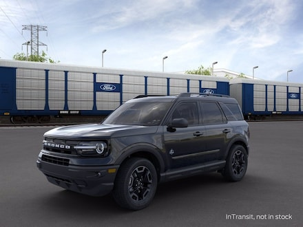2021 Ford Bronco Sport Outer Banks SUV 3FMCR9C66MRA59823