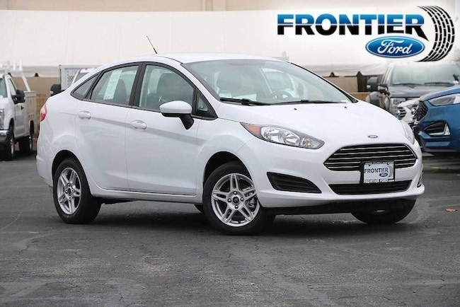 2018 Ford Fiesta SE Sedan 3FADP4BJ5JM147252