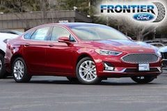 New 2019 Ford Fusion Energi Titanium Sedan 3FA6P0SU3KR178046 for Sale in Santa Clara, CA
