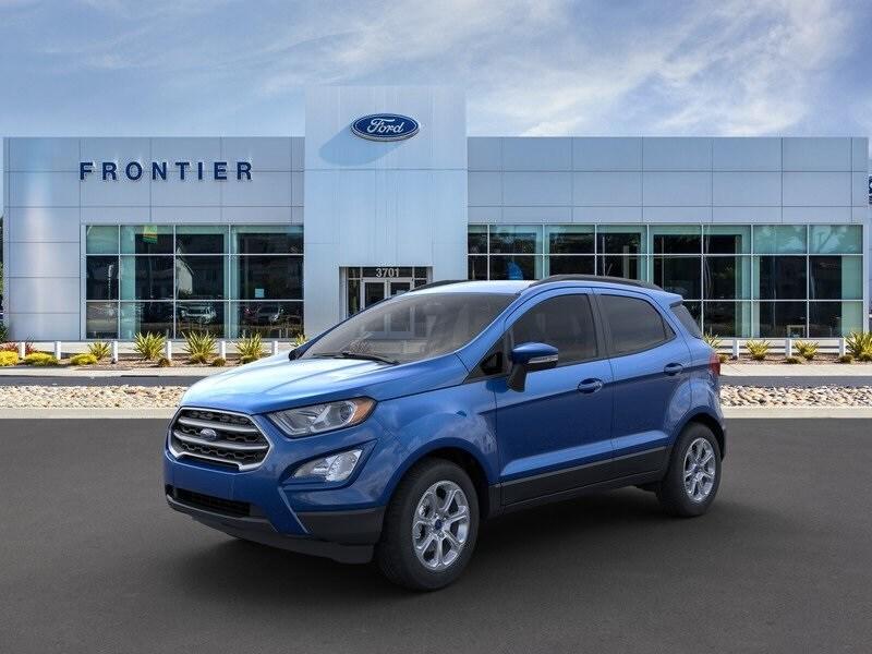 2020 Ford EcoSport SE SUV MAJ3S2GE7LC348391