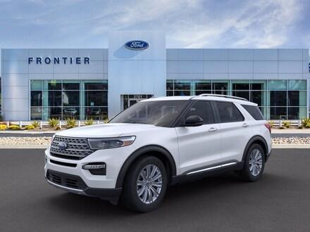2021 Ford Explorer Limited SUV 1FMSK8FHXMGB71460
