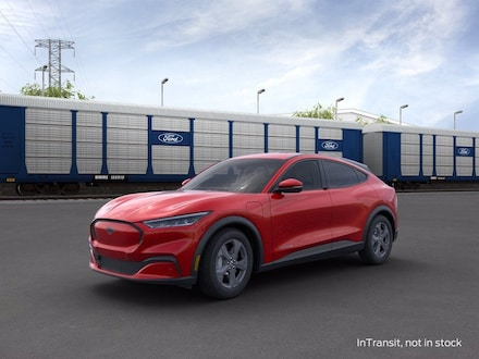 2021 Ford Mustang Mach-E Select SUV 3FMTK1RM3MMA42471