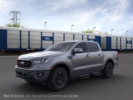 2021 Ford Ranger Lariat Truck SuperCrew 1FTER4FHXMLD82249