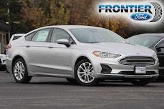New 2019 Ford Fusion Hybrid SE Sedan 3FA6P0LU6KR115375 for Sale in Santa Clara, CA