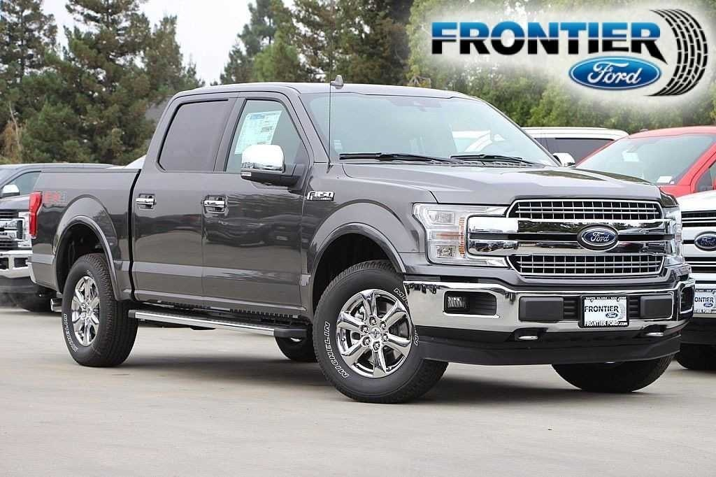 2018 Ford F-150 Lariat Truck SuperCrew Cab 1FTEW1E51JKF60680