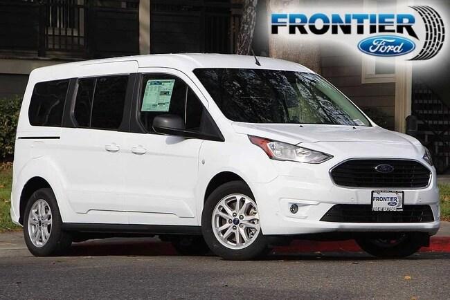 2019 Ford Transit Connect XLT w/Rear Liftgate Wagon Passenger Wagon LWB NM0GE9F28K1402100