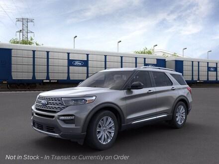 2021 Ford Explorer Limited SUV 1FMSK8FH1MGB71458