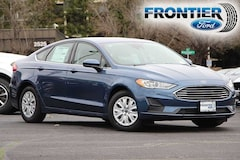 New 2019 Ford Fusion S Sedan 3FA6P0G73KR177983 for Sale in Santa Clara, CA