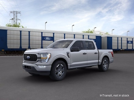 2021 Ford F-150 XL Truck SuperCrew Cab 1FTEW1CP1MFA70919