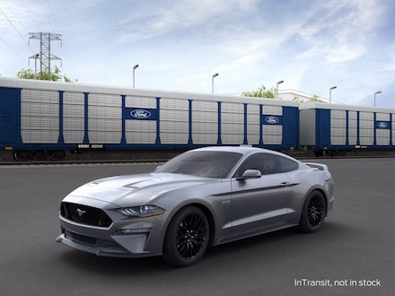 2021 Ford Mustang Coupe 1FA6P8CF3M5110852