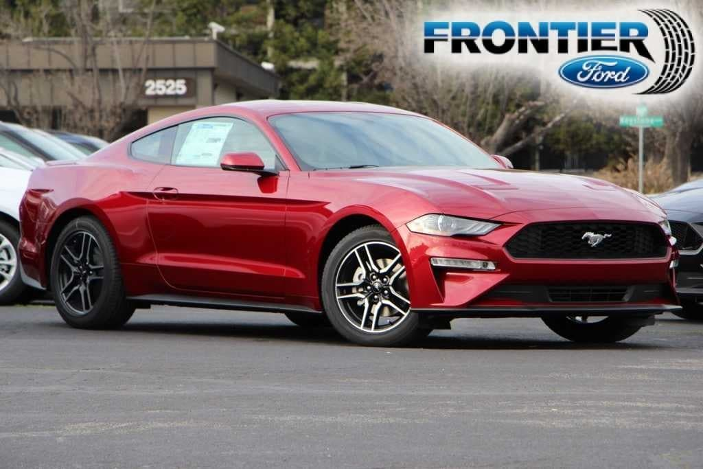 2019 Ford Mustang Coupe 1FA6P8TH3K5143932