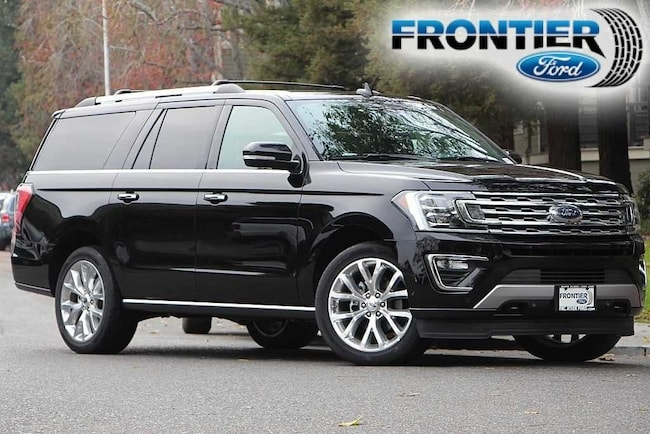2018 Ford Expedition Max Limited SUV 1FMJK2ATXJEA45675