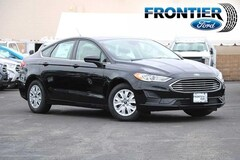 New 2019 Ford Fusion S Sedan 3FA6P0G75KR177984 for Sale in Santa Clara, CA