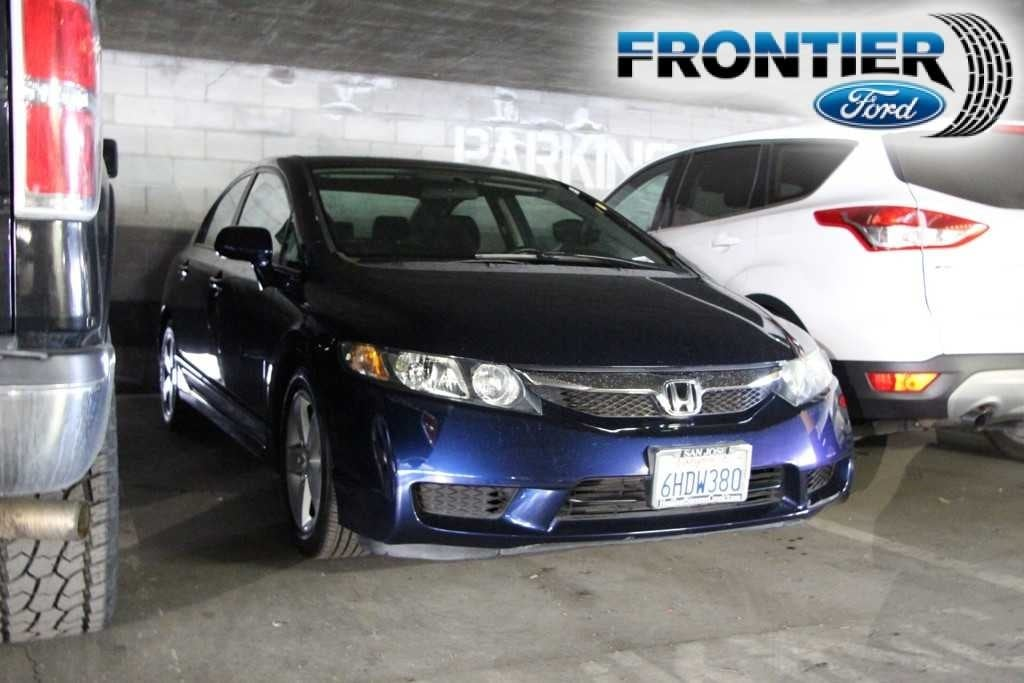 2009 Honda Civic LX-S Sedan