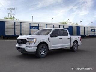 2021 Ford F-150 XL Truck SuperCrew Cab 1FTEW1EPXMFA79051